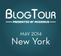Ann Porter and BlogTour NY