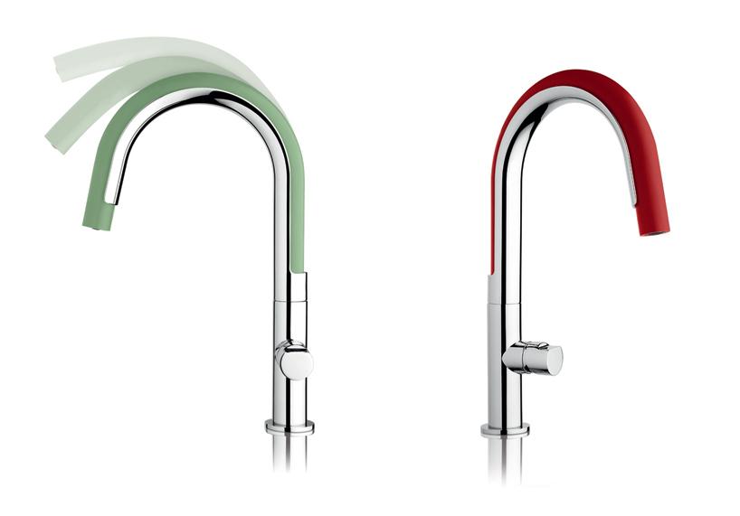 Mamoli Flexible Faucet Kitchen Studio Of Naples Inc