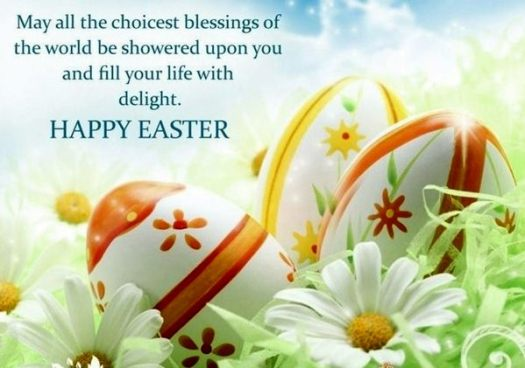Happy Easter Blessings | KitchAnn Style