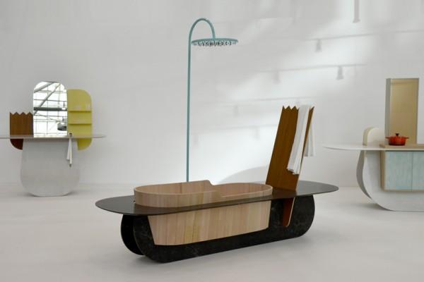 Caesarstone Islands bath| KitchAnn Style