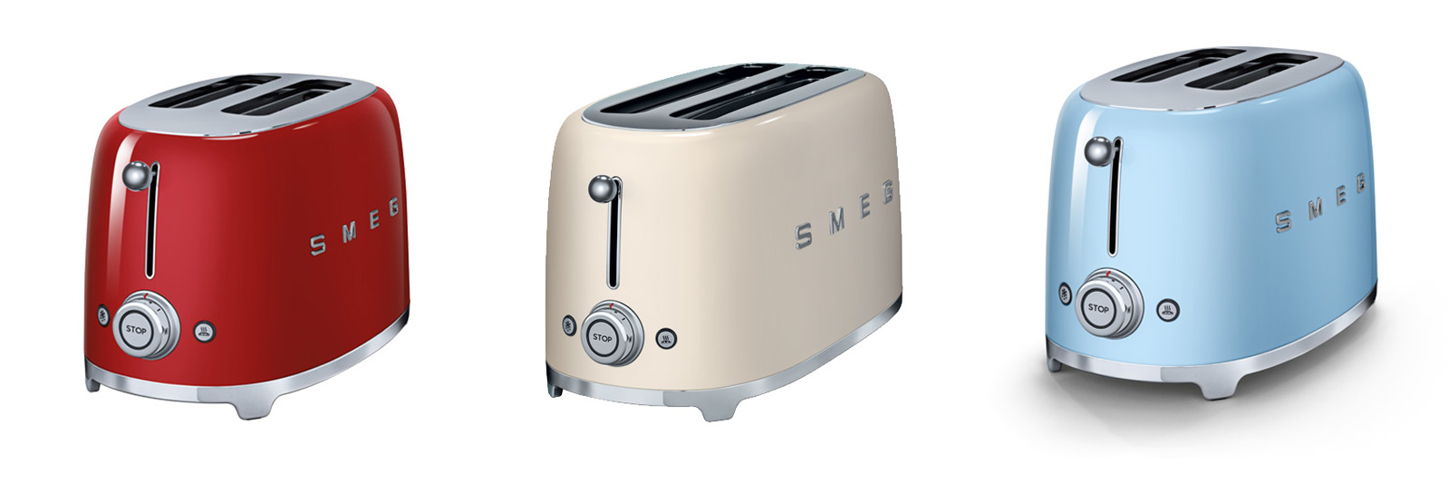 SMEG Launches Stylish Small Appliances