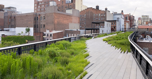 High Line NY | KitchAnn Style