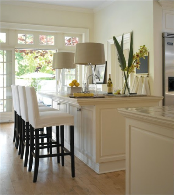 Table lamp ideas for kitchens | KitchAnn Style