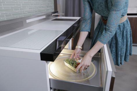 GE Monoblock kitchen|KitchAnn Style