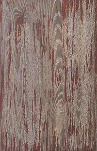 Knotty Brown Ash Red Alert | Kitchen Studio of Naples