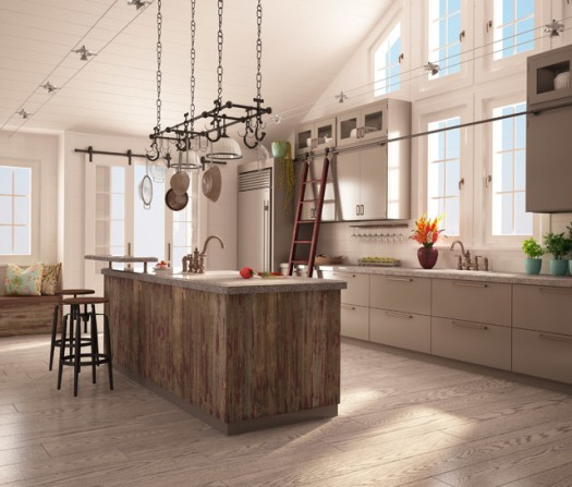 Transitional Kitchen | KitchAnn Style