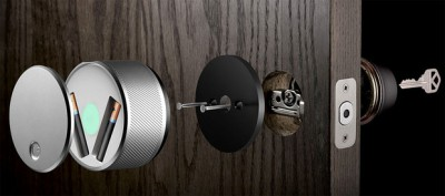 August Smart Lock |Kitchen Studio of Naples