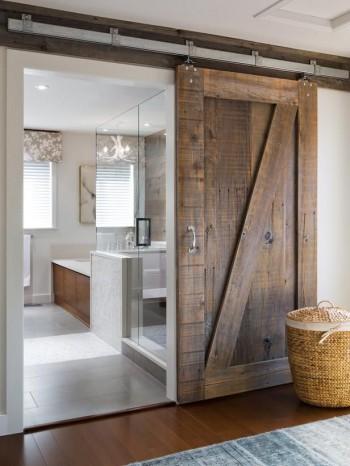 Rustic barn door inspiration | KitchAnn Style