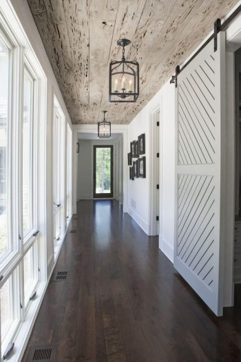 Rustic ceiling idea | KitchAnn Style
