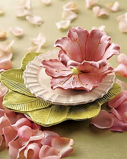 Buoyant Colormix Theme Floral Dinnerware | KitchAnn Style