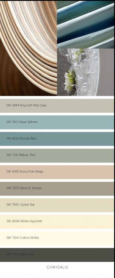Chrysalis - color forecast 2015 | KitchAnn Style