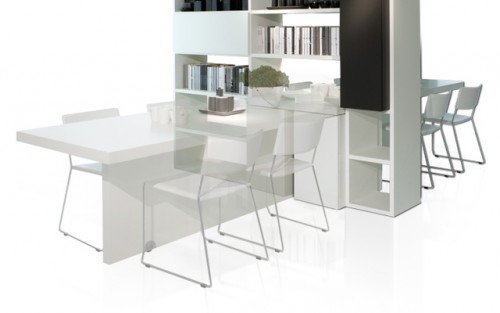 Fifty Fifty Room Divider Furniture |KitchAnn Style