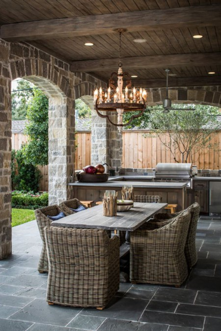 Outdoor Kitchen Design Secrets | KitchAnn Style