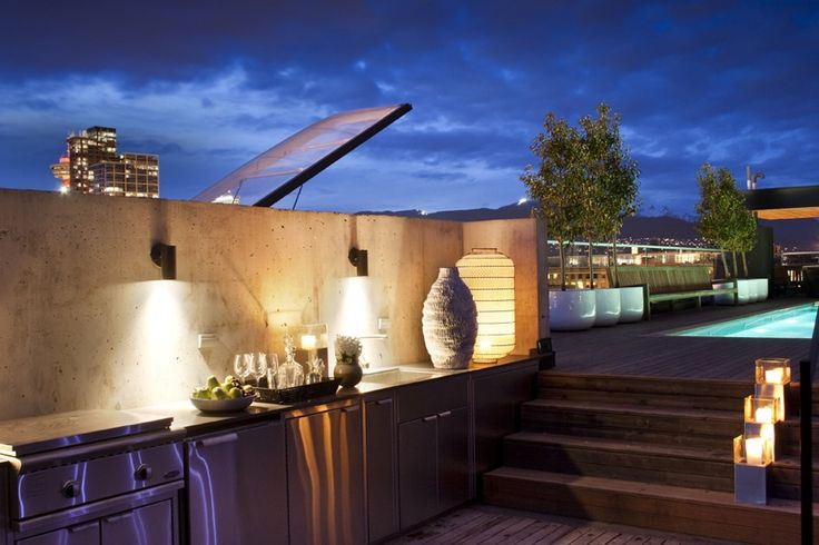 Outdoor Kitchen Cabinets And Design   KitchAnn Style