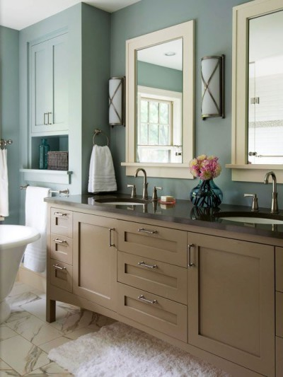 Chrysalis Colormix Theme Bathroom | KitchAnn Style