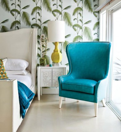 Unrestrained Colormix Theme Bedroom | KitchAnn Style