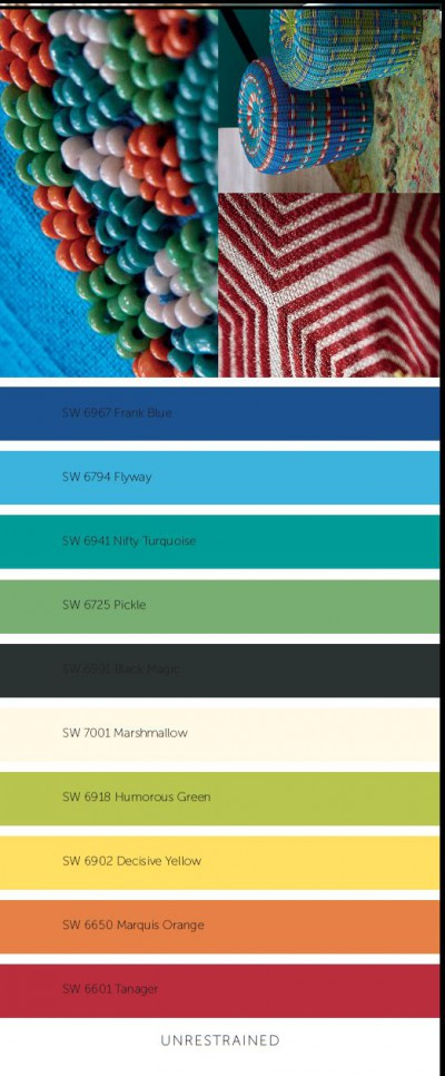 Unrestrained - color forecast 2015 | KitchAnn Style