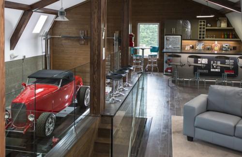 Mike's Ultimate Garage| KtchAnn Style