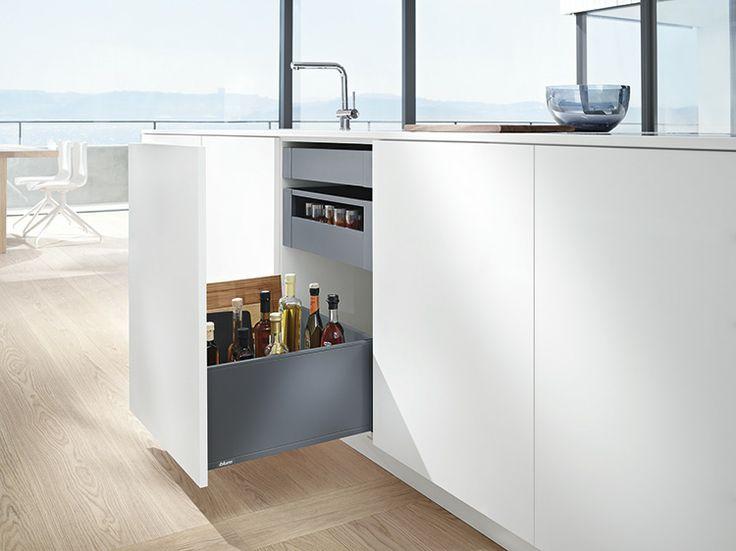 Legrabox By Blum Kitchen Studio Of Naples Inc