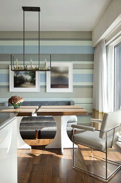 COTY 2015 Guilford Green Wall Inspiration | KitchAnn Style