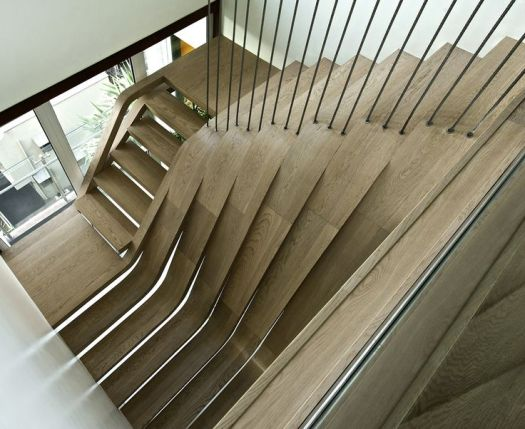 Sculptural Stair Inspiration |KitchAnn Style
