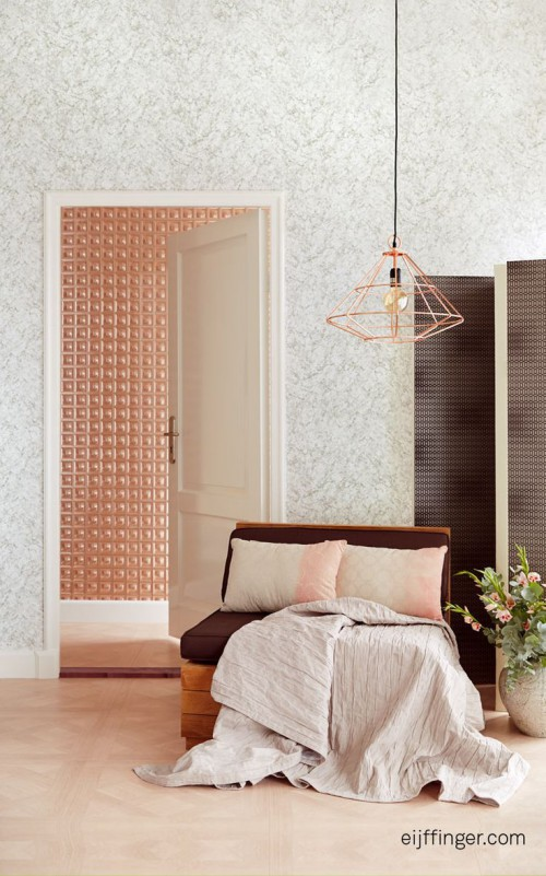 AkzoNobel Copper Orange Bedroom | KitchAnn Style