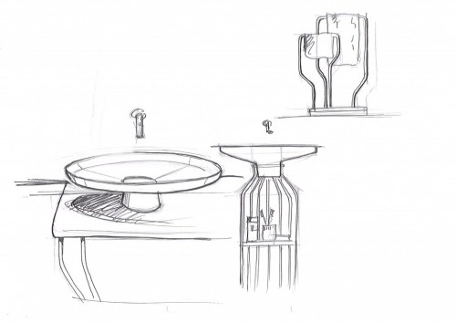 Arik Levy's Bowl Sketch | KitchAnn Style