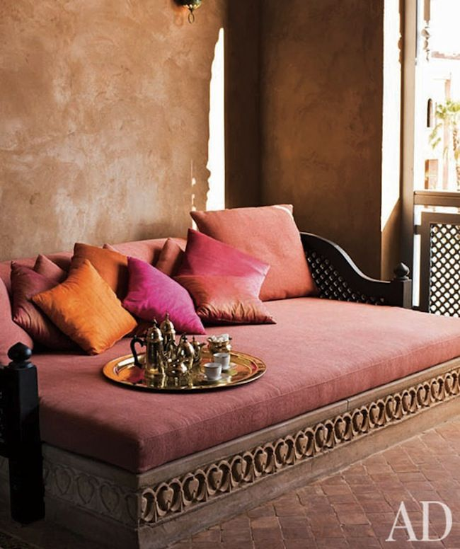 Pantone color of the year 2015 kitchen studio of naples for Bohemian style daybed