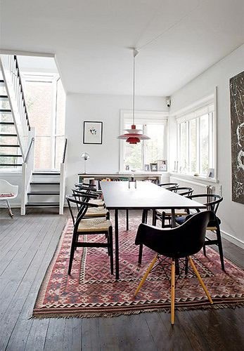 Marslal COTY2015 color inspiration rug kitchann style