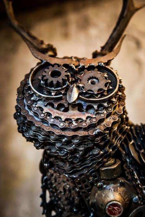 Lolo Palazzo Motor Owl  KitchAnn Style