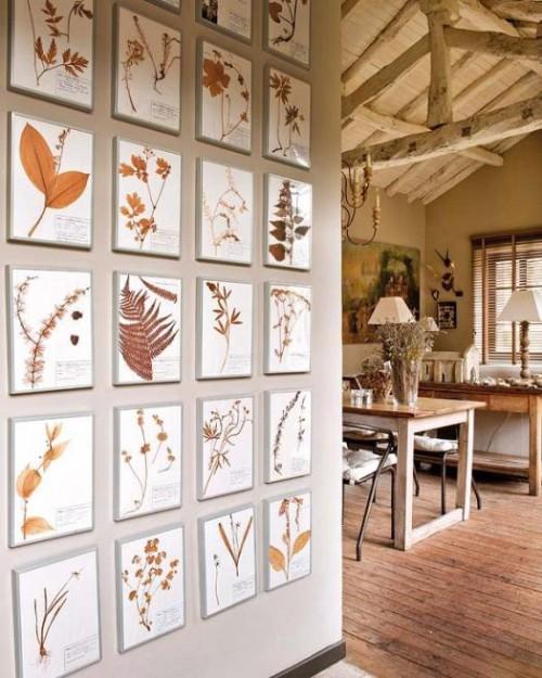 Pantone Coty2015 Marsala Botanical Inspiration kitchann style