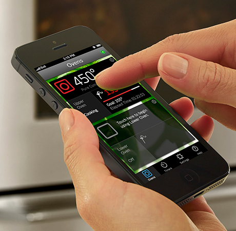 Discovery iQ app from Dacor  KitchAnn Style