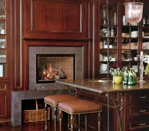 dark-wood-kitchen-slate-fireplace-kitchann-style