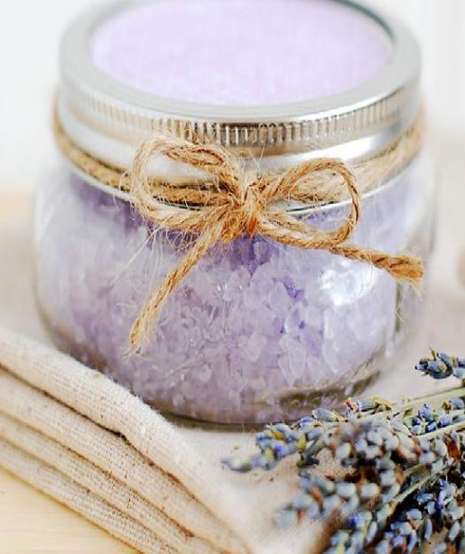 Foaming Bath Salts Recipe | KitchAnn Style