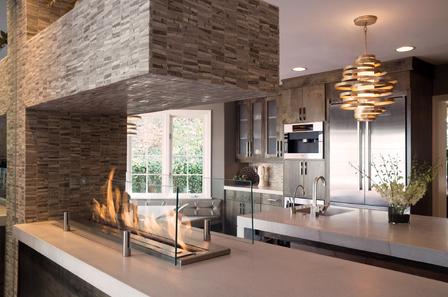 6 beautiful kitchens with fire elements – kitchen studio of naples