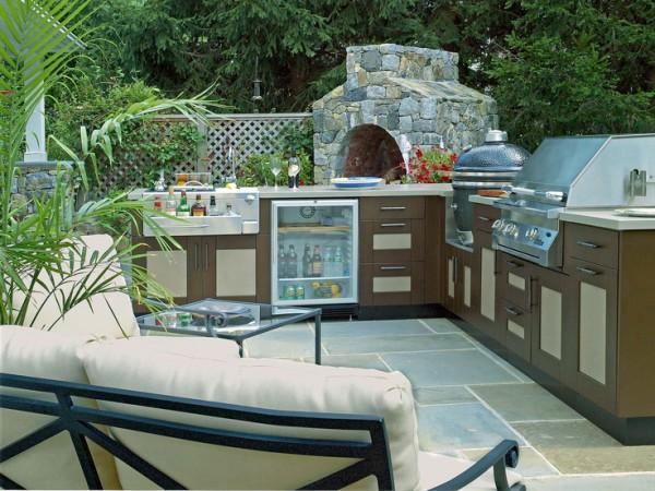 Outdoor Kitchen | KitchAnn Style