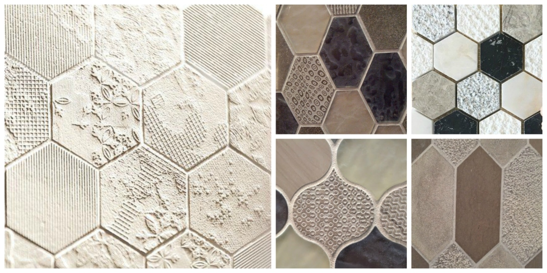 Coverings Texutred Tile | KitchAnn Style