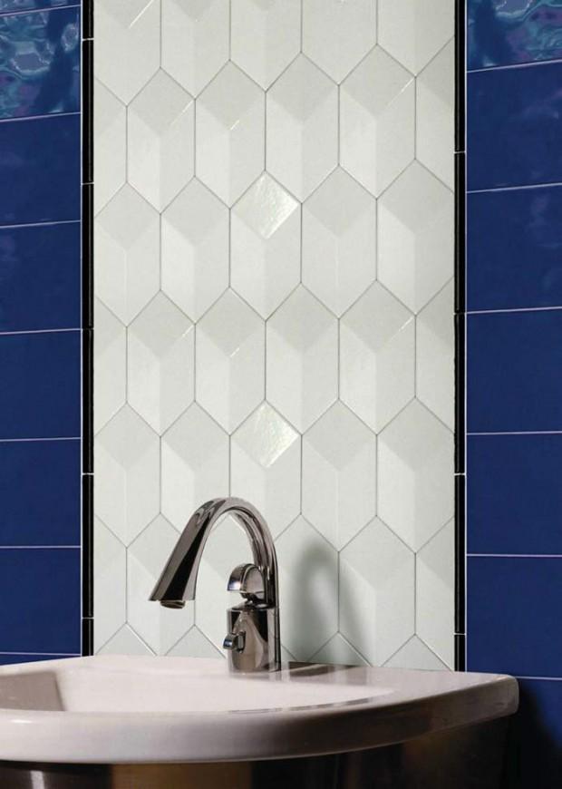 Tumbling Box Tile Design | KitchAnn Style
