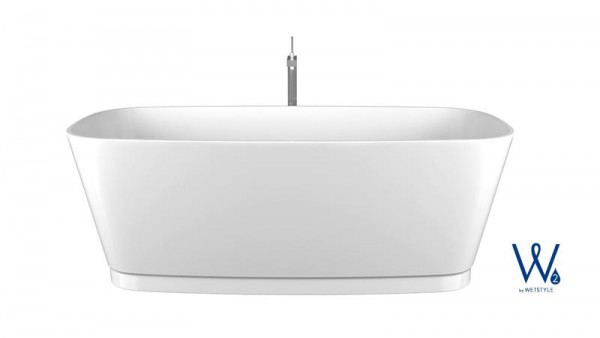 Wetstyle W2 Straight freestanding tub | KitchAnn Style