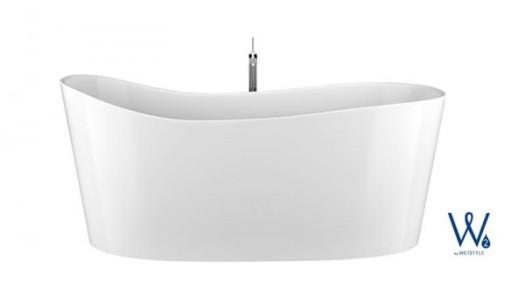 Wetstyle W2 freestanding tub | KitchAnn Style