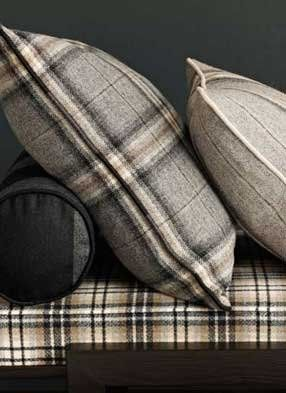 Plaid Home Trend | KitchAnn Style