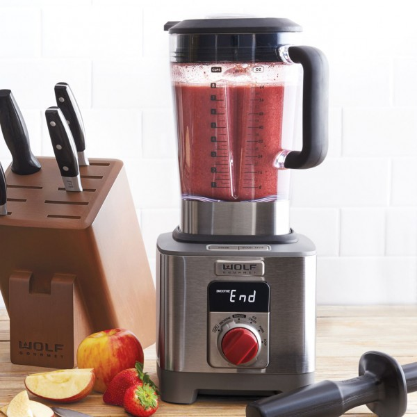 Wolf Gourmet Blender | Kitchen Studio Of Naples