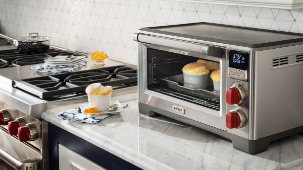 Wolf Gourmet Countertop Convection Oven : Wolf Gourmet Appliances ? Kitchen Studio of Naples, Inc.