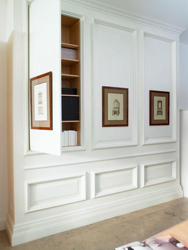 Dining Room Closet Ideas Hidden_Storae_Ideas_Small_Spaces_Kitchann_Style 612×815