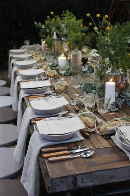 Garden Party Inspiration| KitchAnn Style