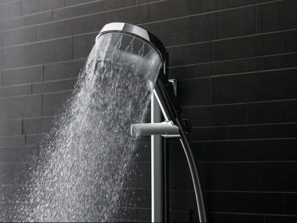 Sleek Hand-Held Shower | KitchAnn Style