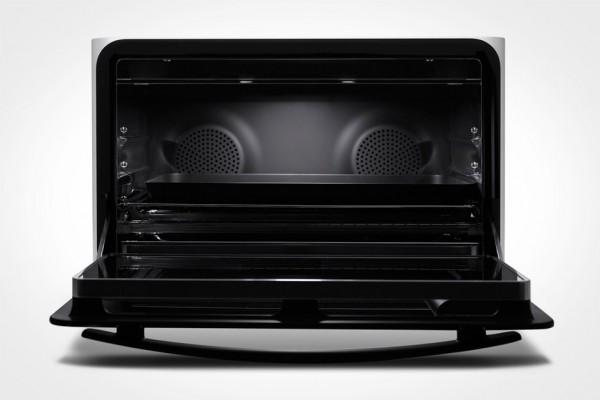 June Intelligent Oven Interior   KitchAnn Style