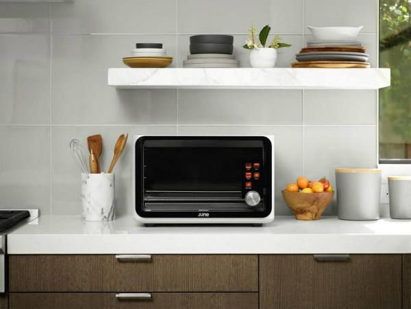 June Intelligent Oven Technology   KitchAnn Style