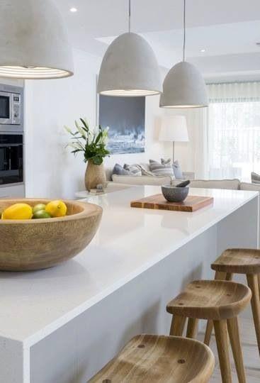 Timeless White Interiors   KitchAnn Style