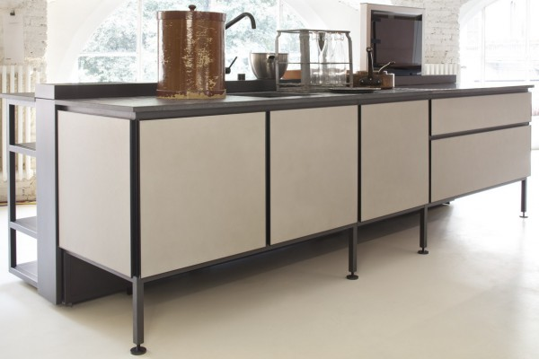 Modular Salinas Kitchen from Boffi | KitchAnn Style
